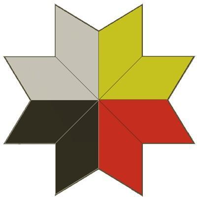 L'étoile Mi'gmaq