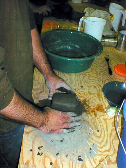 Fabrication de poterie
