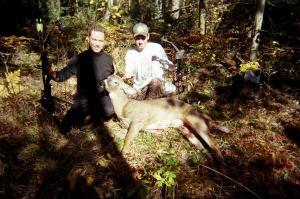 L'arc et les flèche sont encore utiliser pour chasser et demande beaucoup de patience de la part du chasseur, car il ou elle a b