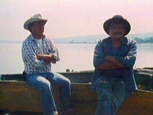 Because of these two men, and  many other warrior fishermen just like them , the Mi'gmaq are proud because they defended their r